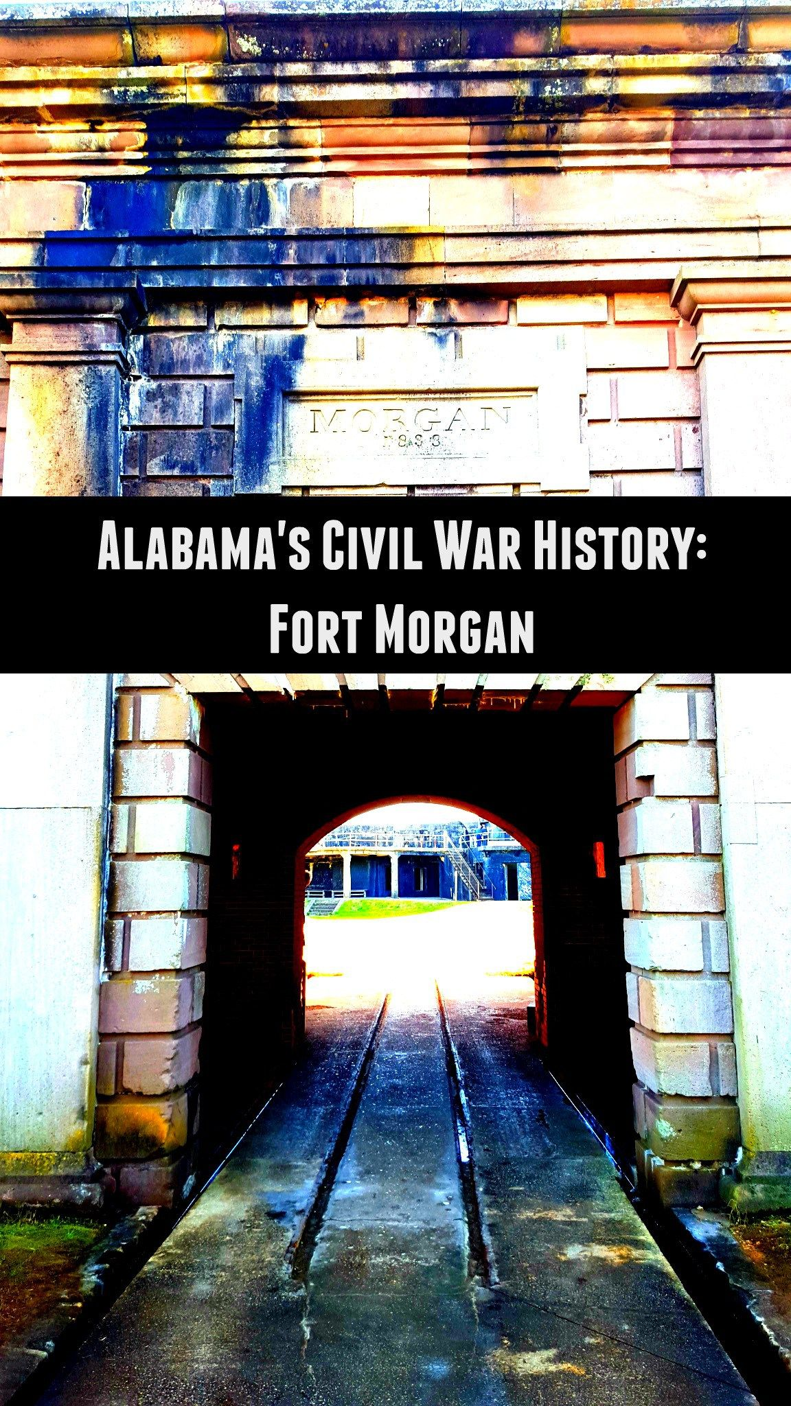 Alabama's Civil War History: Fort Morgan
