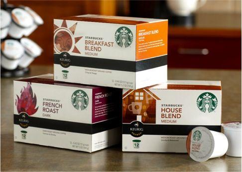 FREE Starbucks K-Cups Sample Pack! | Freebies I Realllllyyyy Like ...