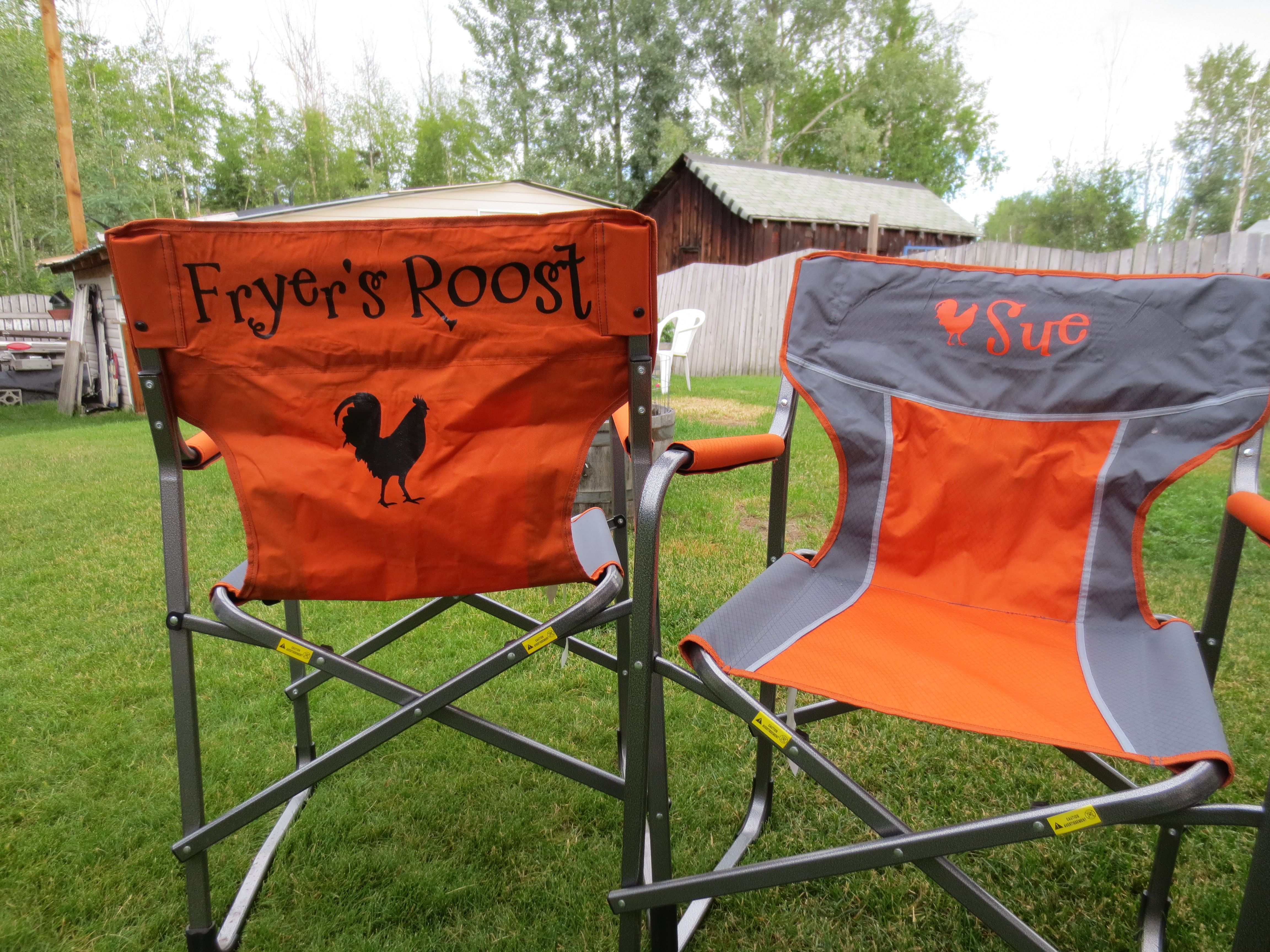 Personalized Lawn Chairs Lots Of Fun