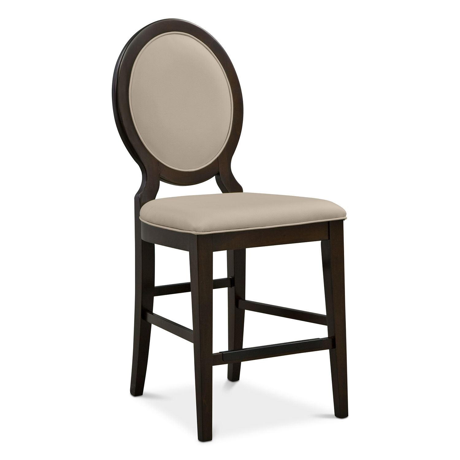 Barhocker Küche Rot Cosmo Ii Dining Room Counter-height Stool - Value City Furniture $180 | Barhocker, Skandinavisches Interieur, Hocker