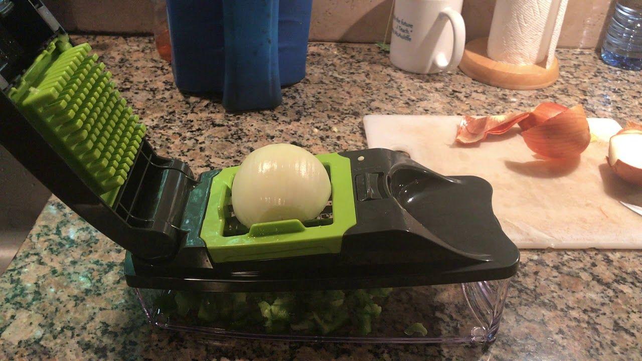 Best vegetable chopper reviews hand food chopper