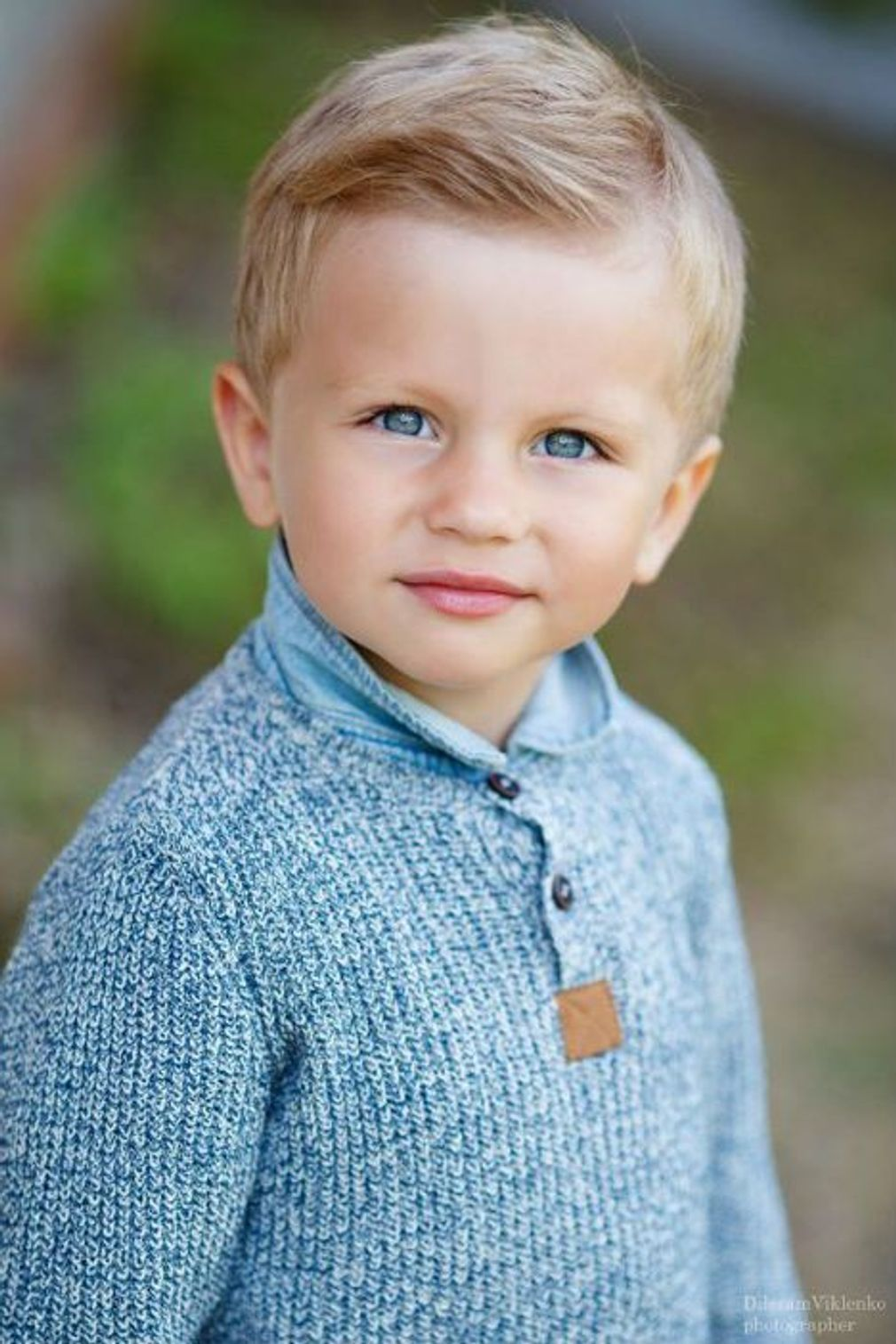 Coupe garçon : coupe garçon brun