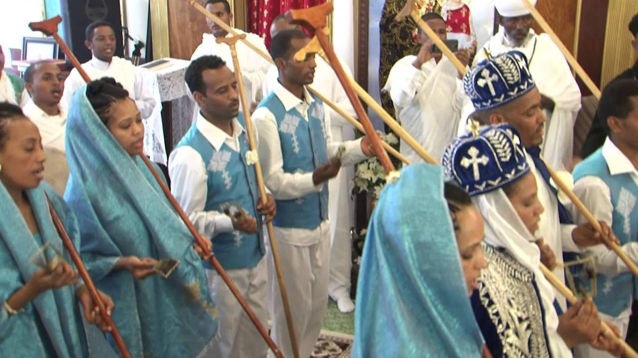 Eritrean Orthodox Wedding (part 2) HD
