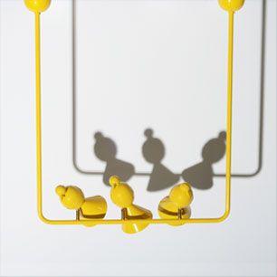 Bird Lamp By Atelier Areti
