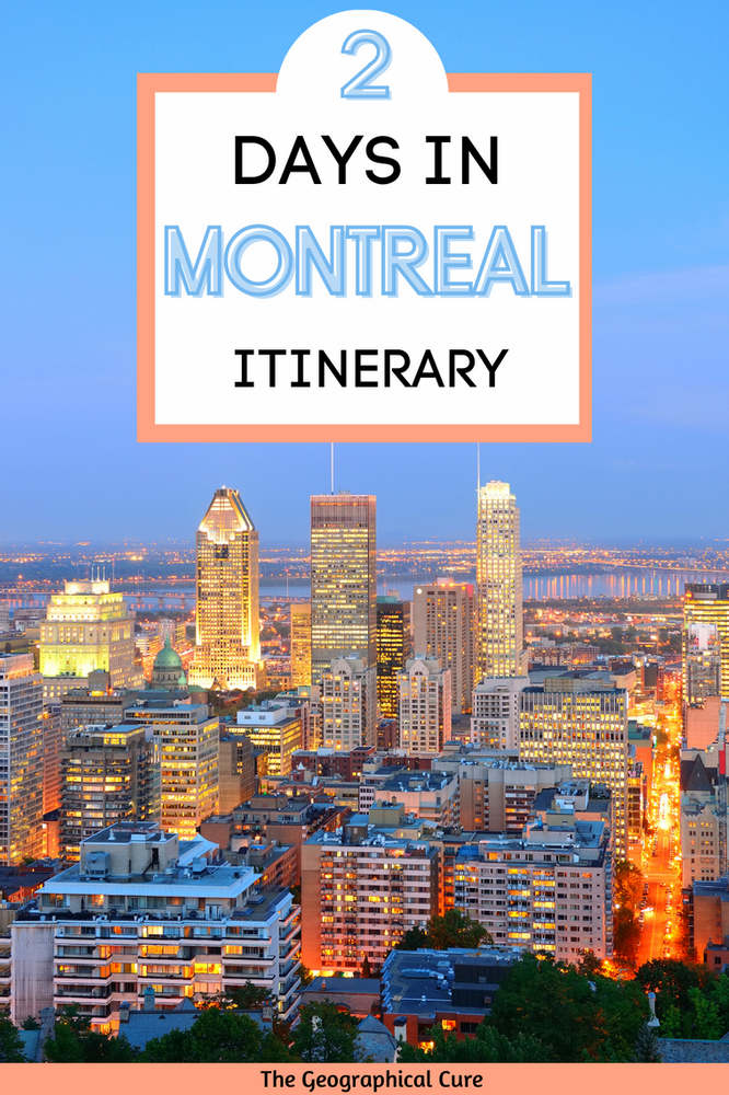 48 Hours In Montreal Canada How To Spend The Perfect Weekend In Montreal In 2021 Canada Travel Montreal Canada Itinerary