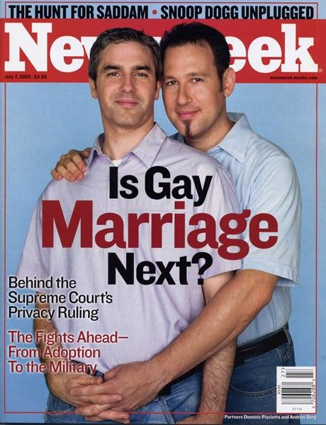 Newsweek married couples sex