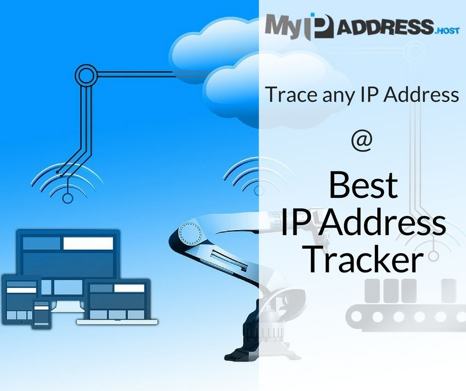 MyIPAddress.Host is one of the best IP address tracker to