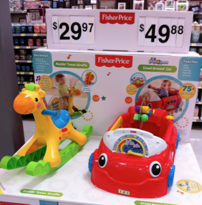 graphic about Fisher Price Printable Coupons titled Walmart: Good Bargains upon Fisher Selling price Toys with Higher Truly worth