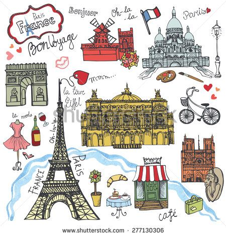 paris map stock images royalty free images vectors