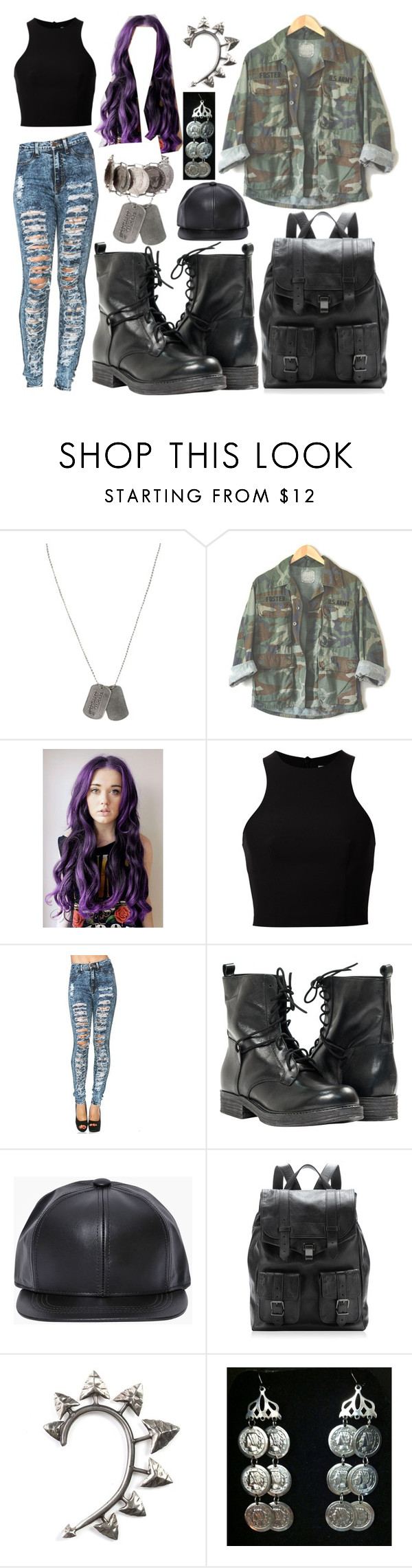 """Day Out #4"" by alex-fox1 ❤ liked on Polyvore featuring Dsquared2, T By Alexander Wang, Proenza Schouler, Rachel Entwistle, women's clothing, women, female, woman, misses and juniors"