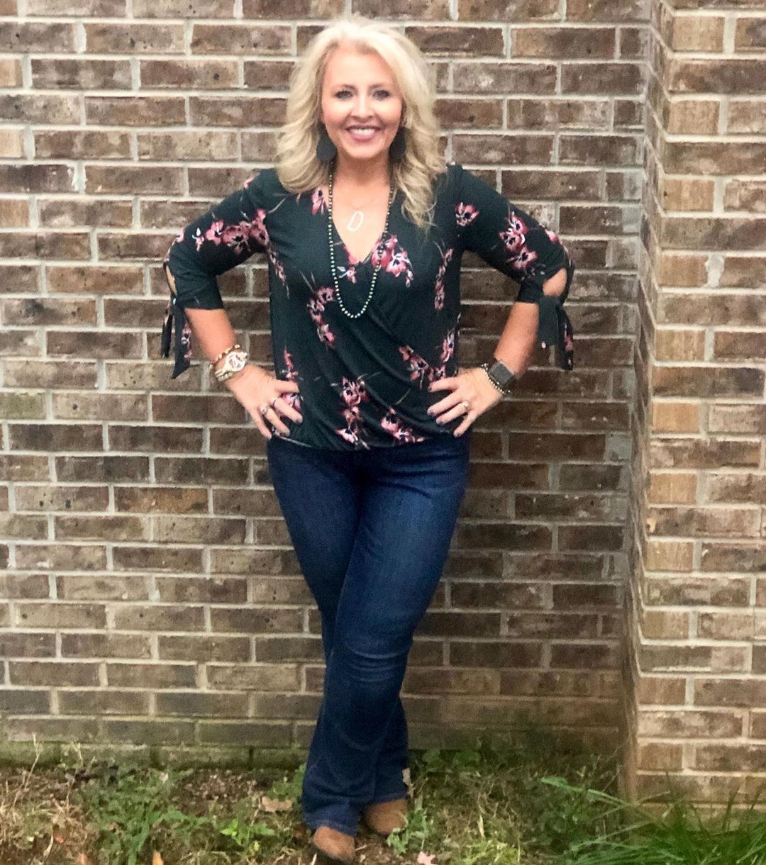 "M I S T Y  D O W D Y on Instagram: ""Third day of @stitchfix ! This may be my fave item! I love the style and the comfort of this shirt! I received so many compliments today…"" #wfaves"