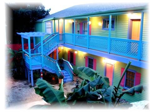Creole Gardens New Orleans! Stayed Here!