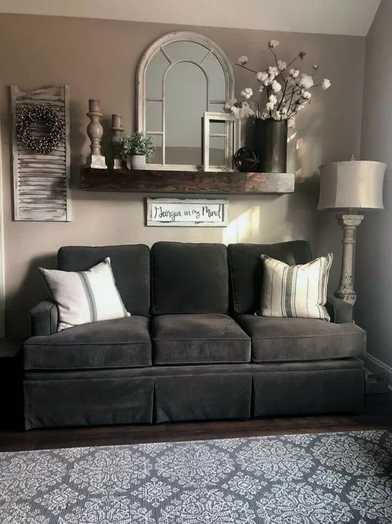 Photo of Farmhouse Living Room Decor Ideas on a Budget You Must Try
