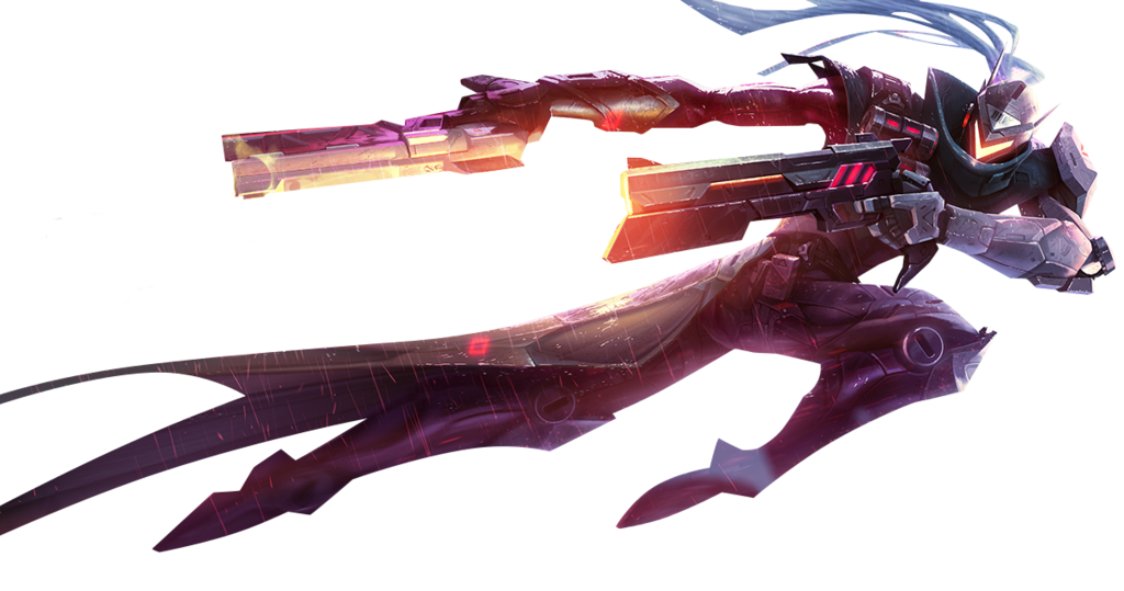 Project Lucian Skin Splashart Render Png Image League Of Legends Characters Rendering Png Photo