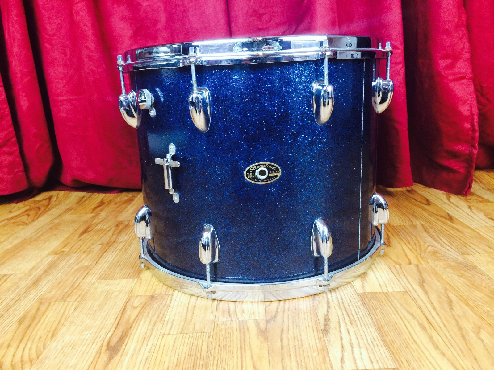 Made in USA Vintage Slingerland Tom//Floor Tom Lug