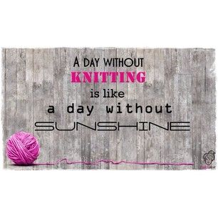 Today it's a rainy day! #bettaknit #sunshine #knitting #strikken #knittersofinstagram