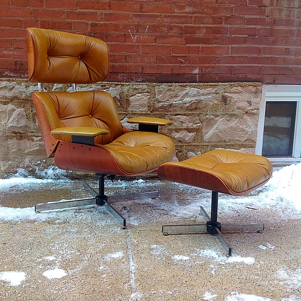 plycraft bentwood lounge chair w ottoman gorgeous bent plywood