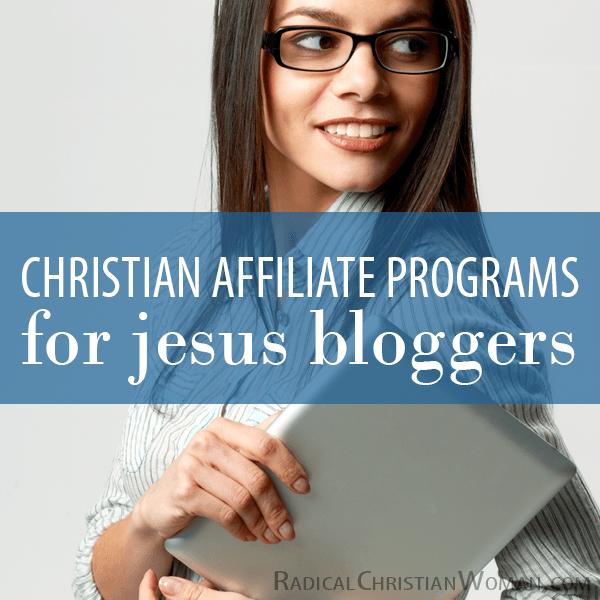 Christian affiliate programs