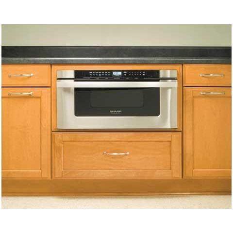 Sharp Microwave Drawer Microwave Drawer Kitchen Remodel Kitchen Renovation