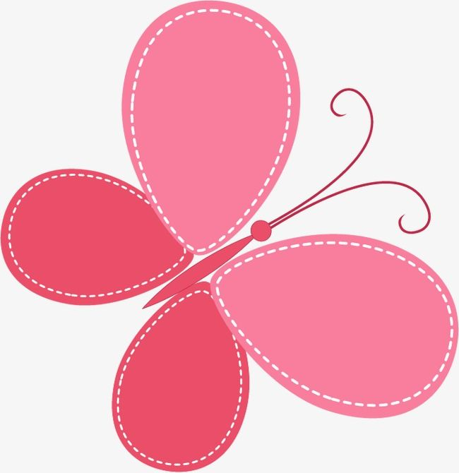 Pin De Ilustra Digital Em Topper Butterfly Pink Butterfly E Pink