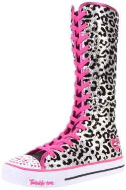 converse girls knee high boots