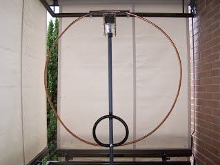 Magnetic Loop Antenna – Electronics and Amateur Radio projects