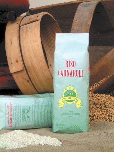 I think this is the rice I'm going to get for attempting Thomas Keller's rissoto- Riso Carnaroli Melotti