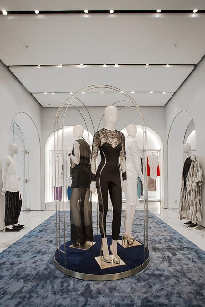 La Perla Opens New Flagship Store In Hong Kong