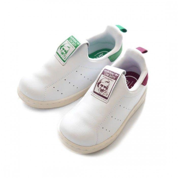 Adidas Stan Smith Scivolare Su Per Bambini / Bambino / Ê Tements / Souliers