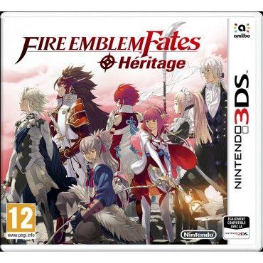 FIRE EMBLEM FATES Héritage - 3DS