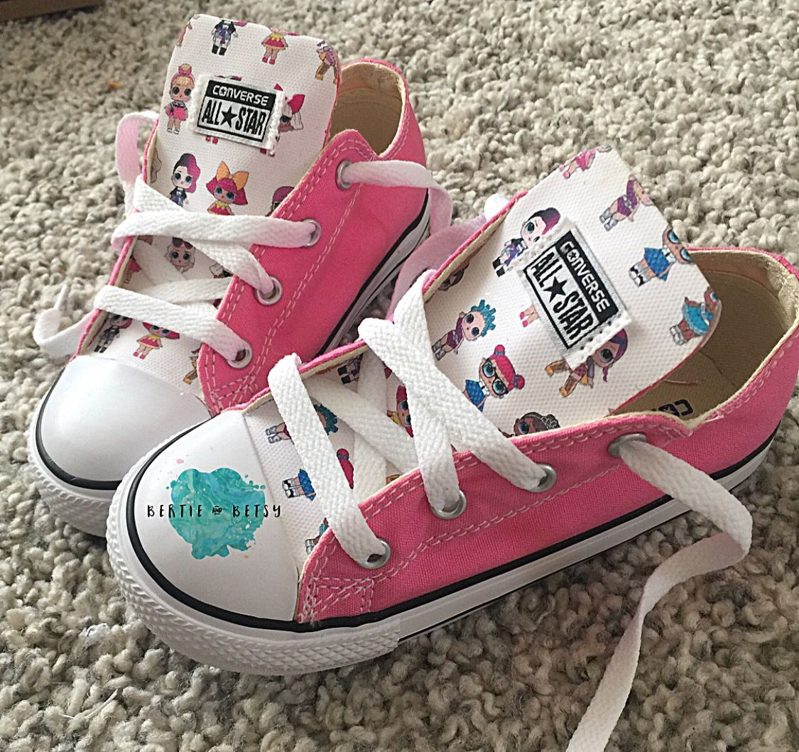 8776f695c601 Converse Shoes! LOL Surprise Dolls Shoes!