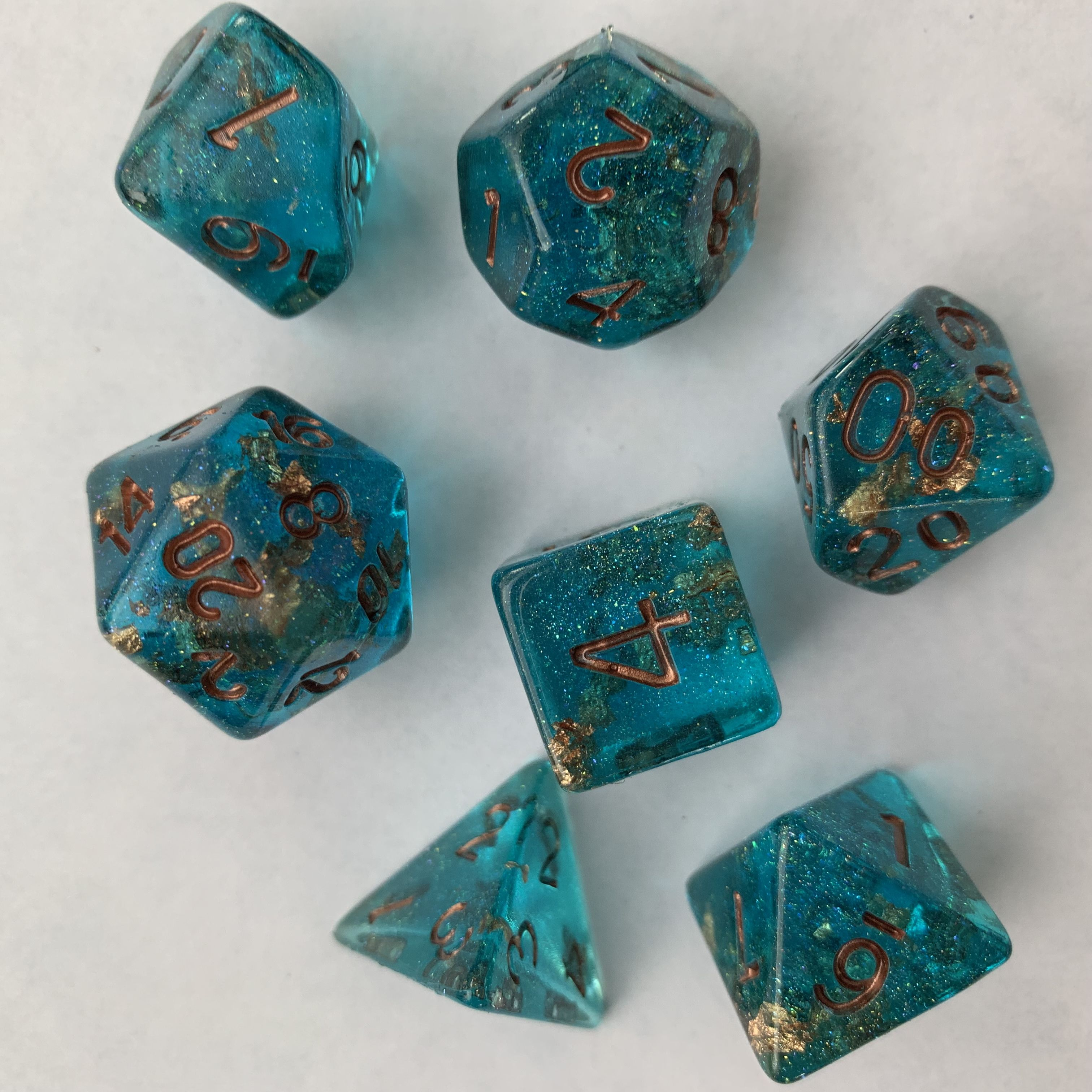 Dungeons And Dragons Dice By Megan Davis On Dice