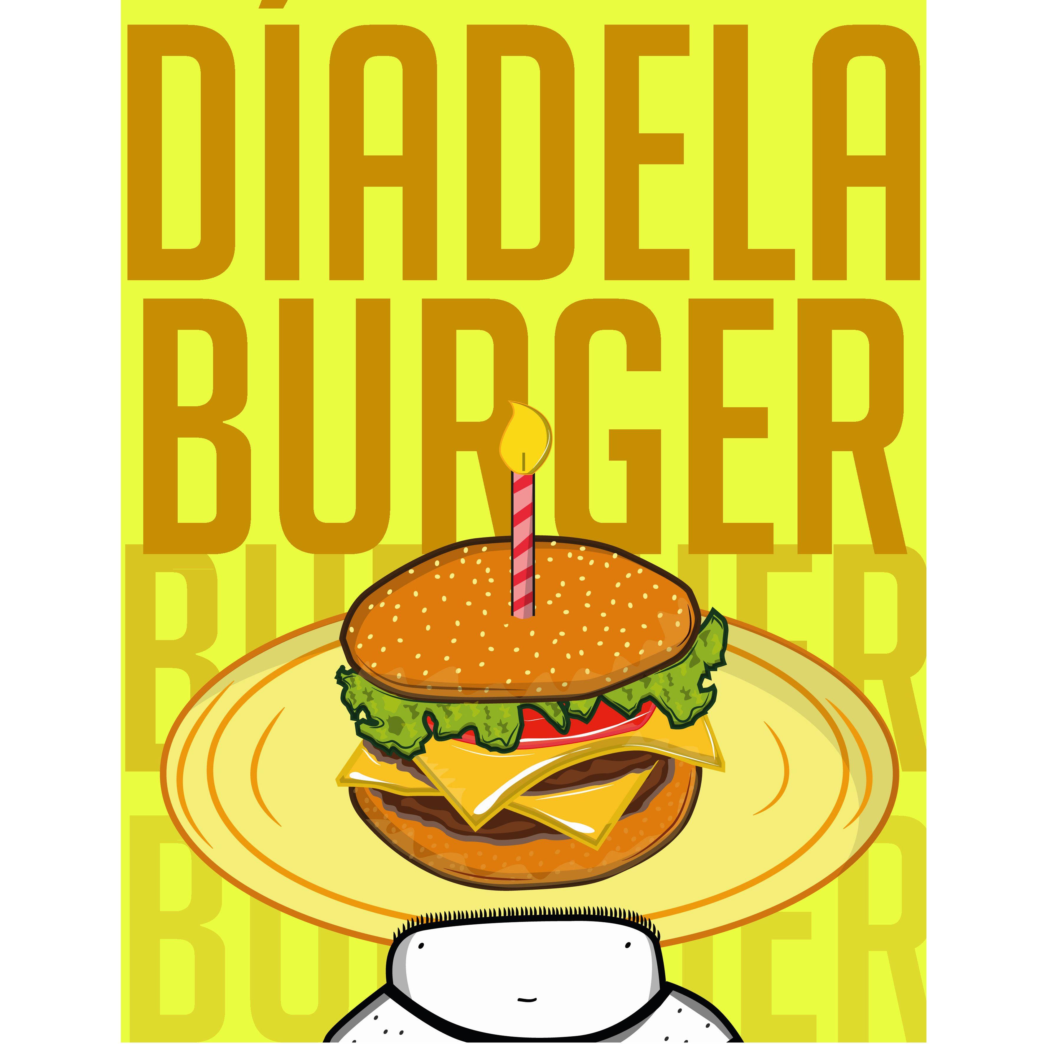 día de la hamburguesa!!! yuhuu!! | Hamburguesas, Divertido