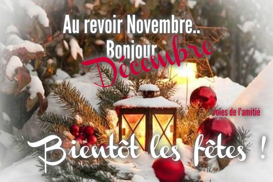 #bonjourdecembre