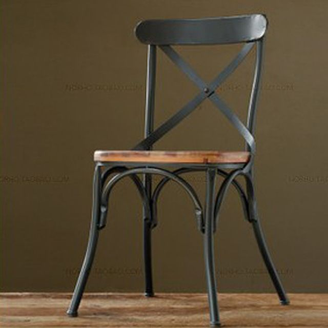 Commercial Dining Room Chairs Alluring Topthe Village Of Retro Furniturevintage Metal Dining Chairanti Design Ideas