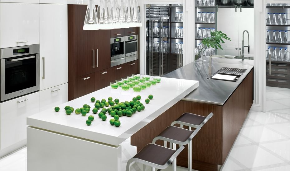 Contemporary | Photo Gallery | Kitchen Studio LA | Los Angeles Dealer Of  Downsview Kitchens And. Custom Kitchen CabinetsCustom ...