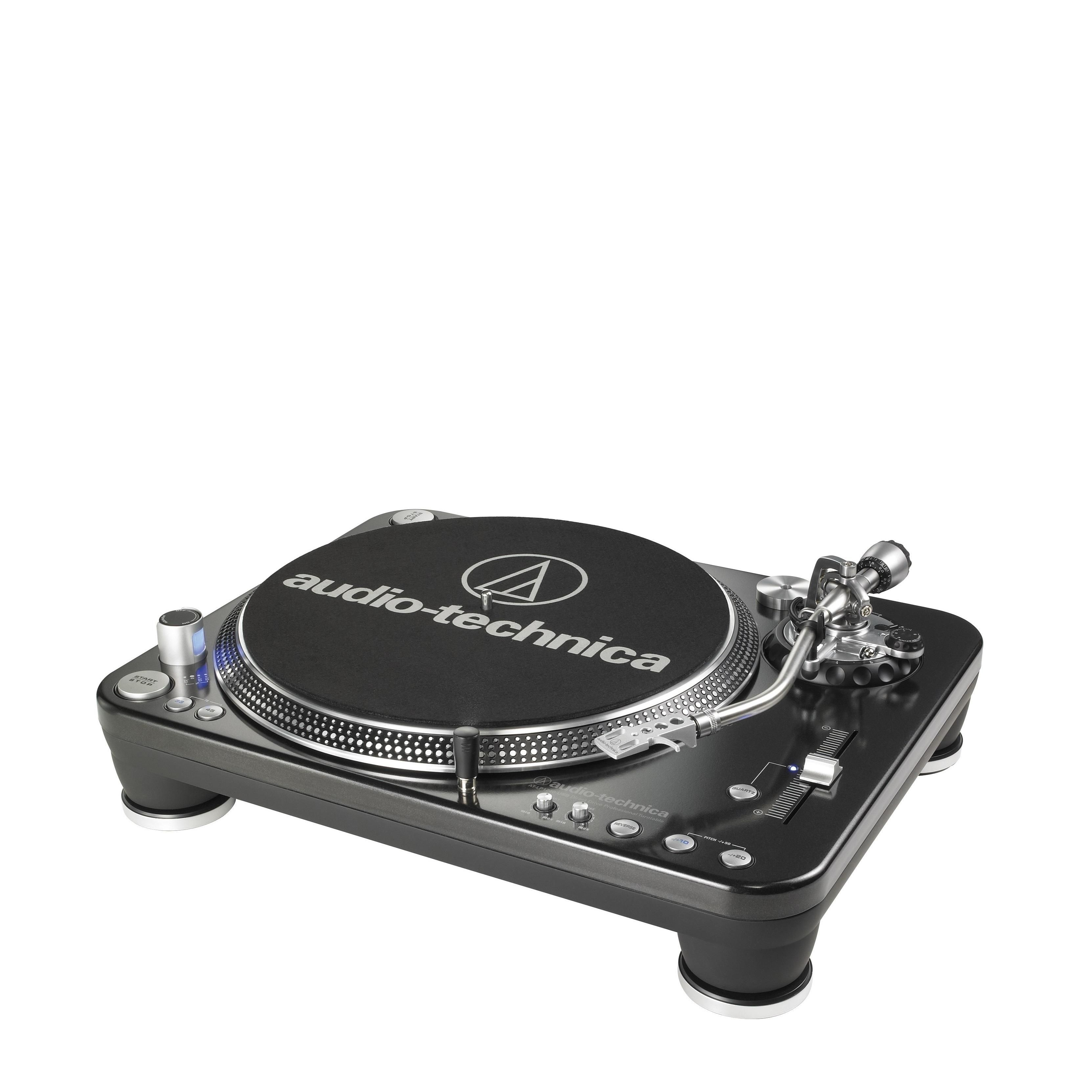 Amazon Com Audio Technica At Lp120 Usb Direct Drive Professional Turntable In Silver Electronics Audio Technica Usb Turntable Audio Technica Turntable