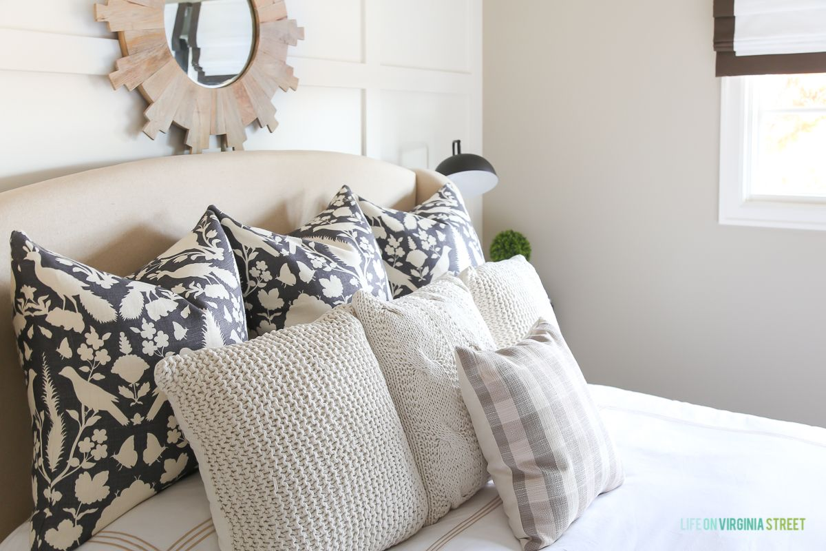 Today I'm sharing simple tricks and trips on how to prepare your guest room for the holidays! These easy ideas will carry on through the winter months.