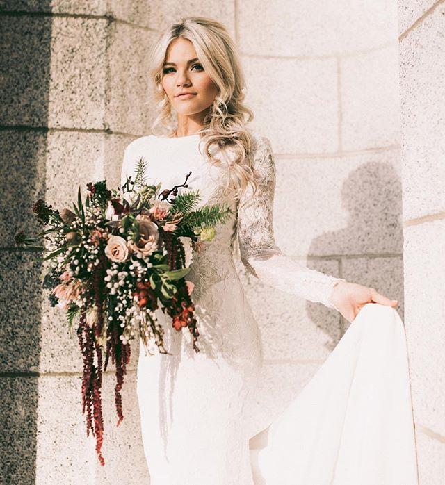 Whitney Carson Wedding Hair Style: Witney Carson McAllister (@witneycarson) • Instagram