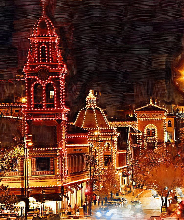 Kansas City Plaza Holiday lights tradition   American Charm ...