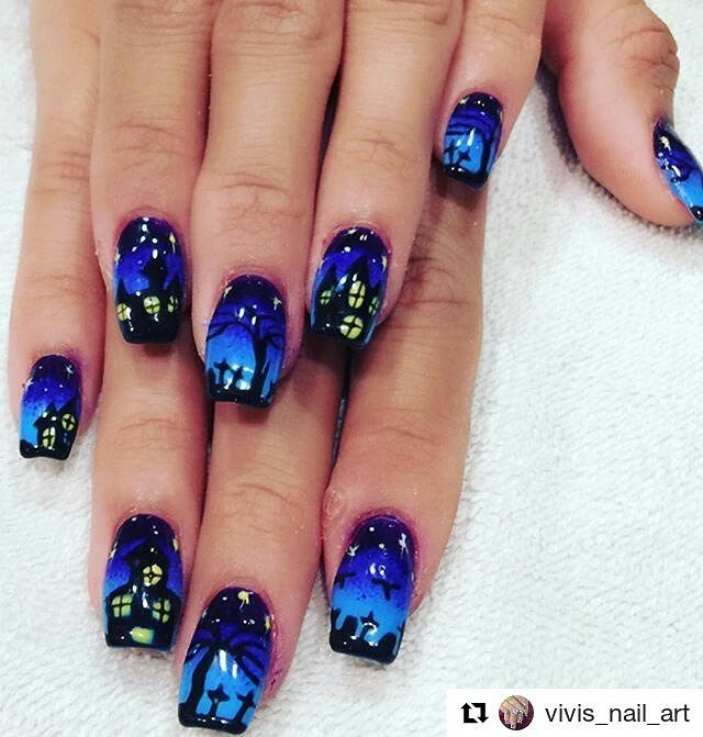 Halloween - Nails :: Click to Shop Online for Nails Products. More ...