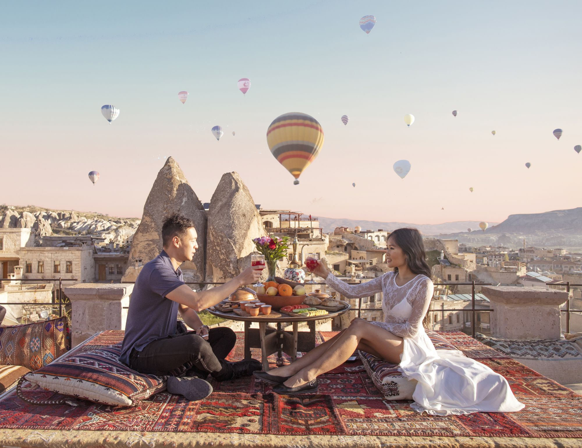 Turkey, Cappadocia (10 mustdo things!) Where to Fly