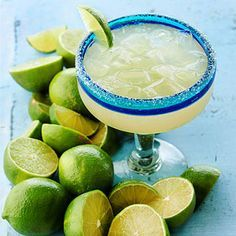 Classic Margaritas From Better Homes and Gardens, ideas and improvement projects for your home and garden plus recipes and entertaining ideas.