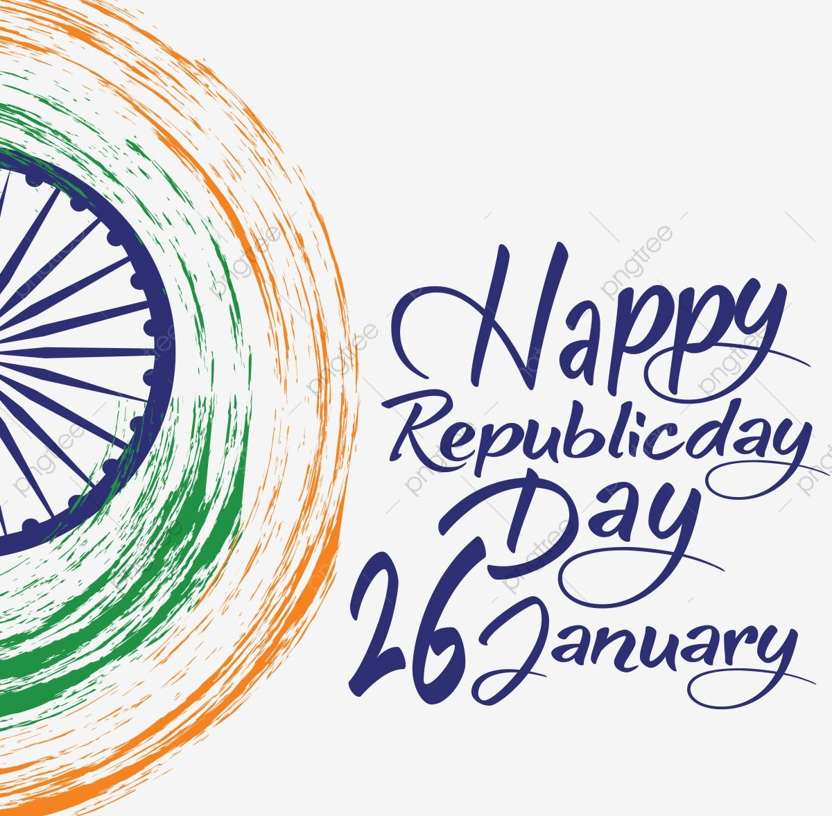 Indian Republic Day Concept With Text 26 January Vector Text Icons Day Icons Concept Icons Png And Vector With Transparent Background For Free Download In 2021 Republic Day Text Icons Patriotic Posters