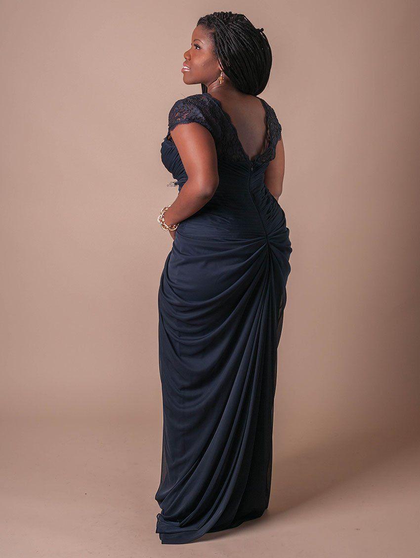 Lace Yoke Draped Dress   Gr8 Looks   Pinterest   Lucy clothing ...