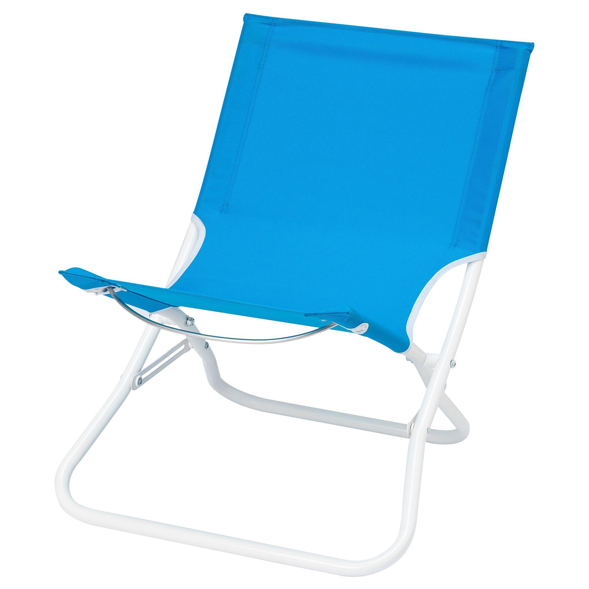 Hamo Strandstuhl Blau Gartenstuhle