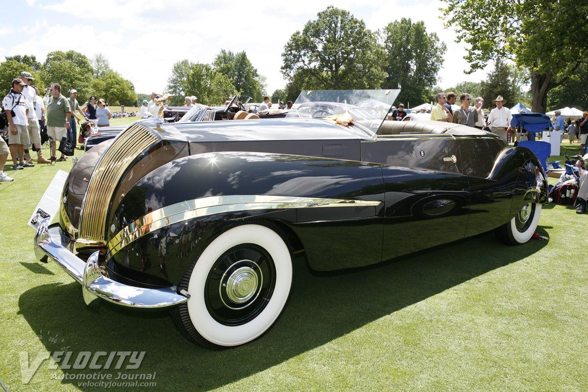 1939 Rolls Royce Phantom Iii Labourdette Vutotal With Images