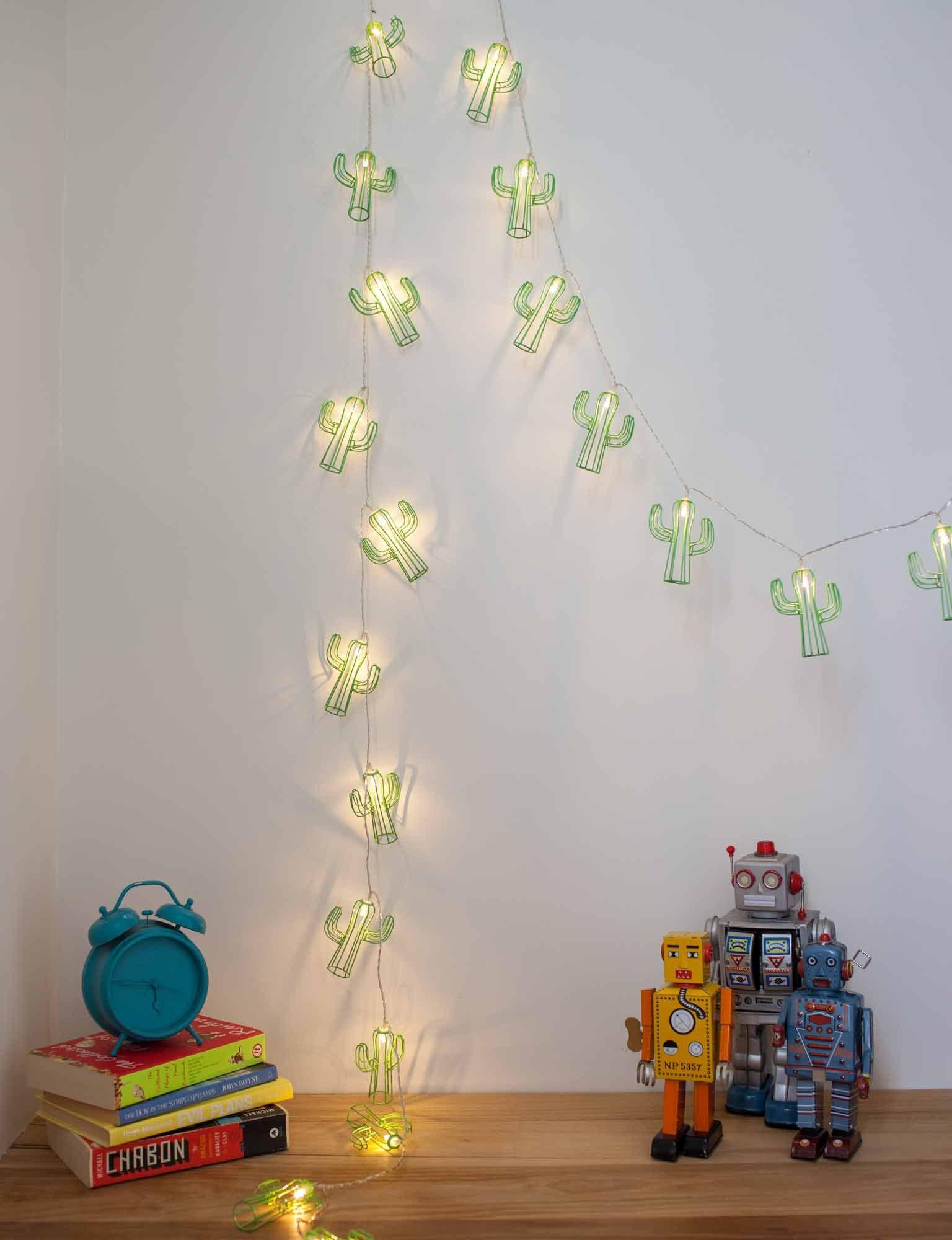 Children S Bedroom Warm White Festoon Lights Home Decor Home