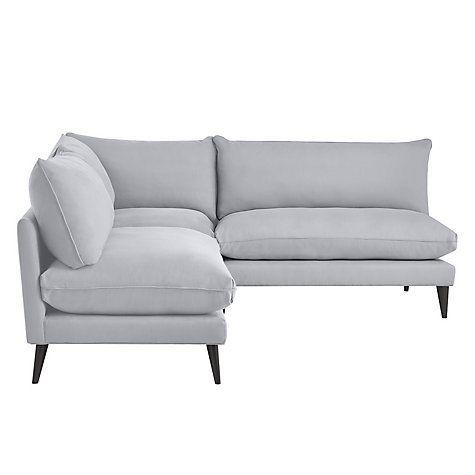 Buy John Lewis Semarang Petite Corner Sofa Online At Johnlewis Com John Lewis Corner Sofa Sofa Corner Sofa
