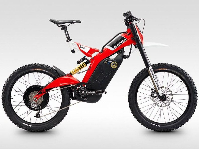 Bultaco Brinco Moto Bike With Images Electric Mountain Bike